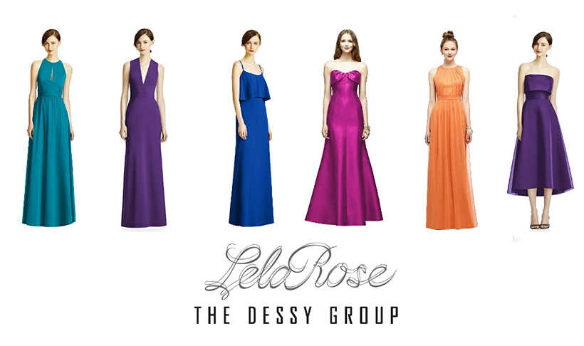 DESSY - Lela Rose - bridesmaid dresses fall colors