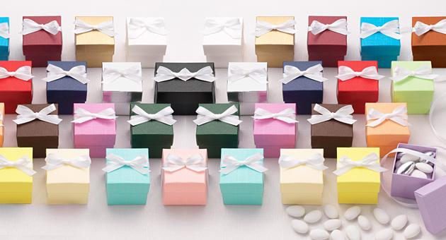 all color 2x2 favor boxes