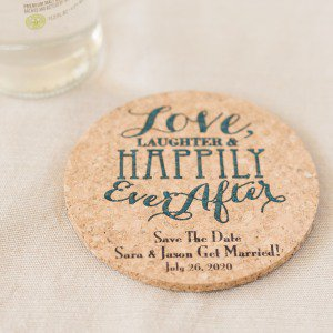 coaster party favors
