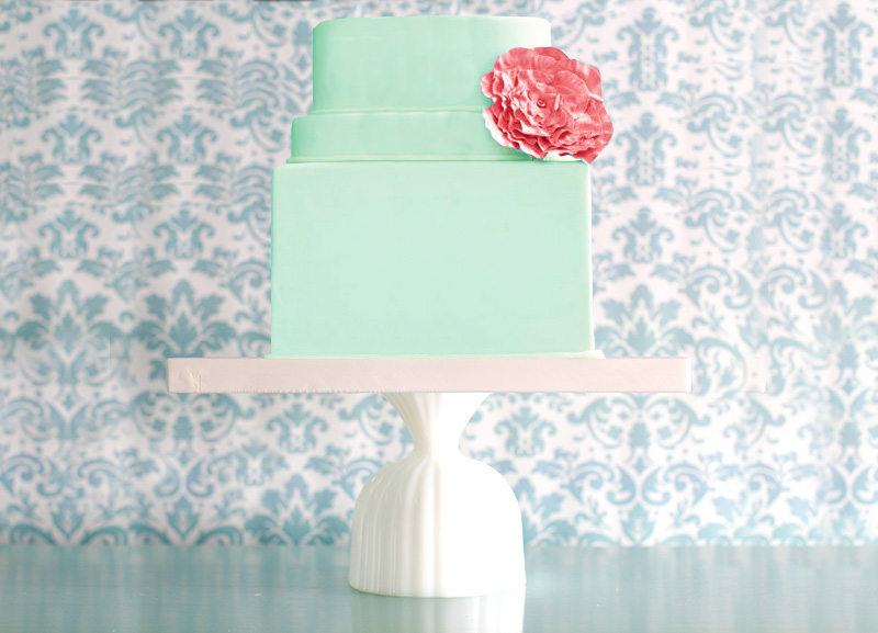 The Roche Shop wedding cake stands
