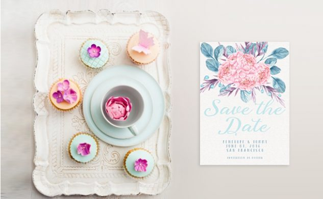 The Roche Shop Save The Date Cards