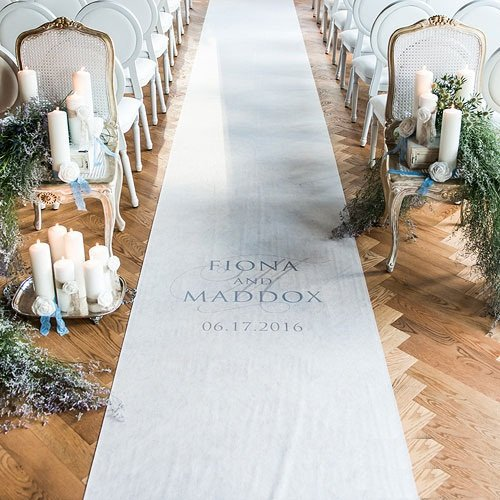 party supplies- aisle runners
