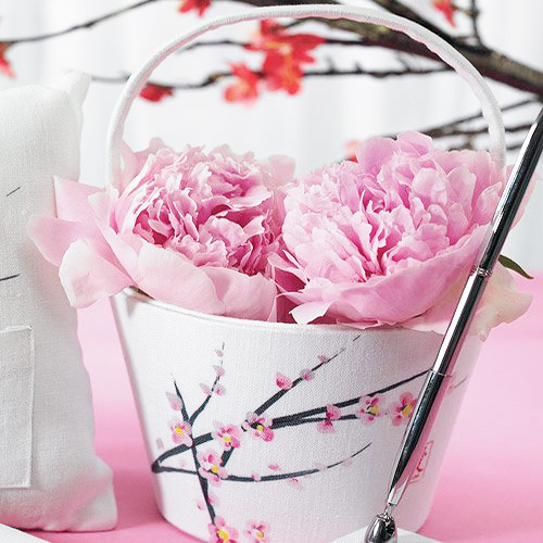 party supplies- flower baskets