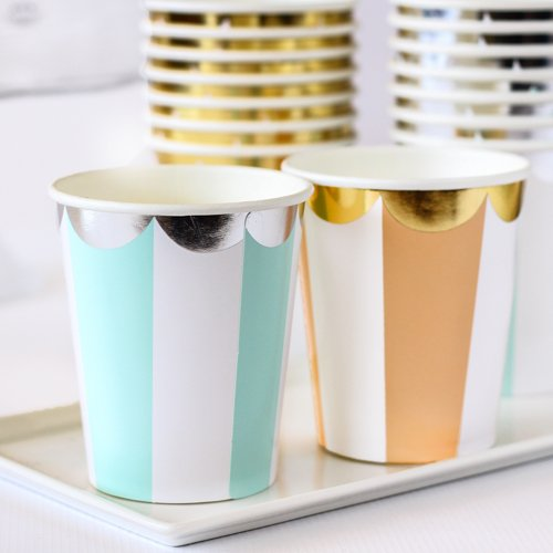 party supplies- party cups or paper cups