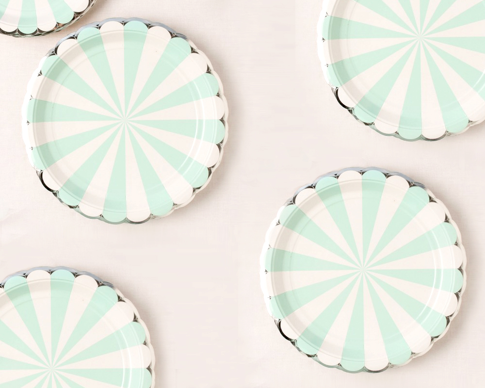 party supplies- paper plate party supply
