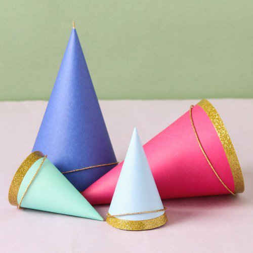 party supplies- party hats