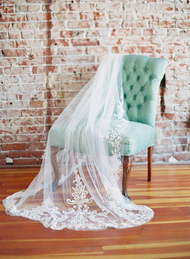 Amazing 03. Veil On Robin Egg Blue Chair