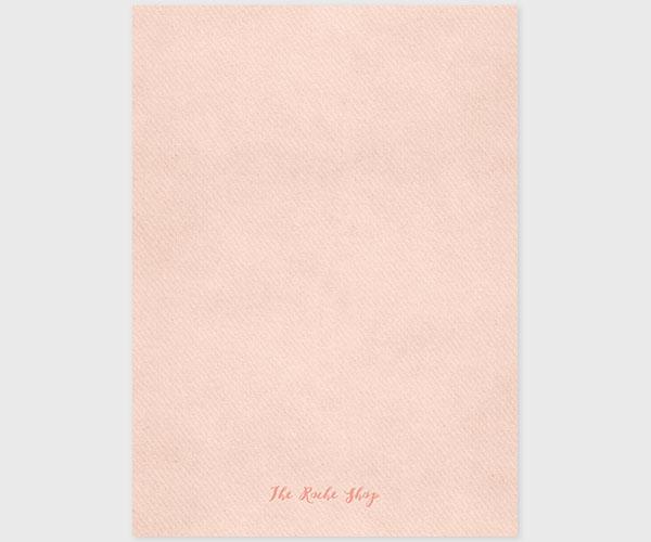 blush baby shower invitations