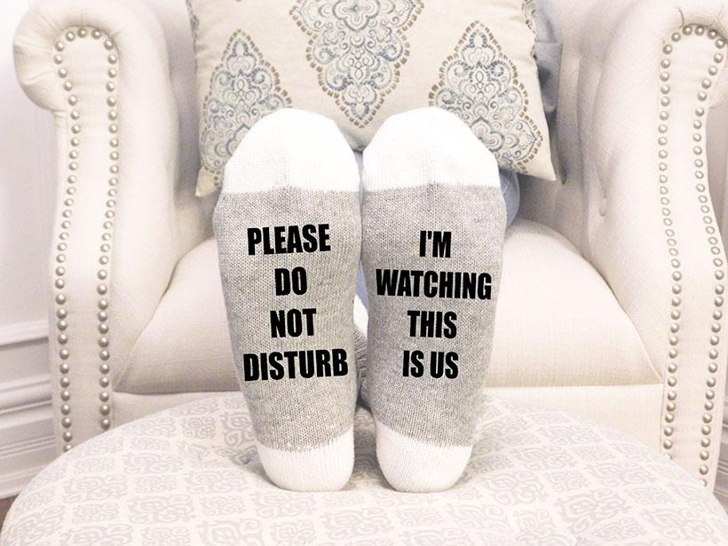 mother's day socks gift copy