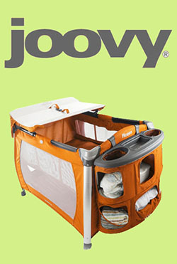 Joovy Room 2 Playard and Moonroom Playards