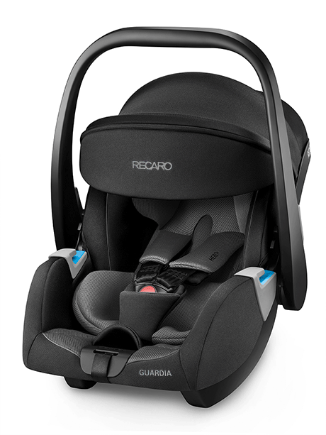 recaro guardia car seat