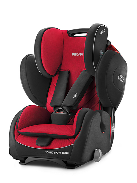 recaro car seat - young sport hero