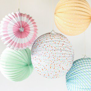 party decor decorations - lanterns