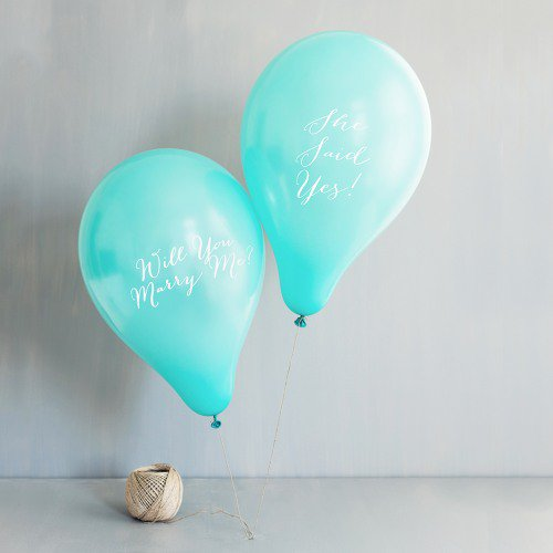 party decorations- party balloons