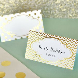 party decorations- place cards