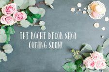 menu- the roche decor shop