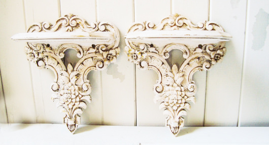 Etsy ornate shelf