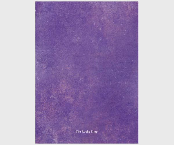 Violet grunge save the date cards