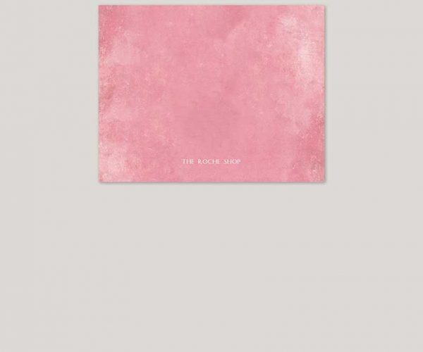 Pink cherry blossom watercolor wedding invitations