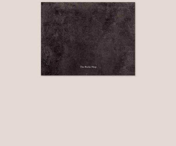 The Rachel- Black wedding invitations