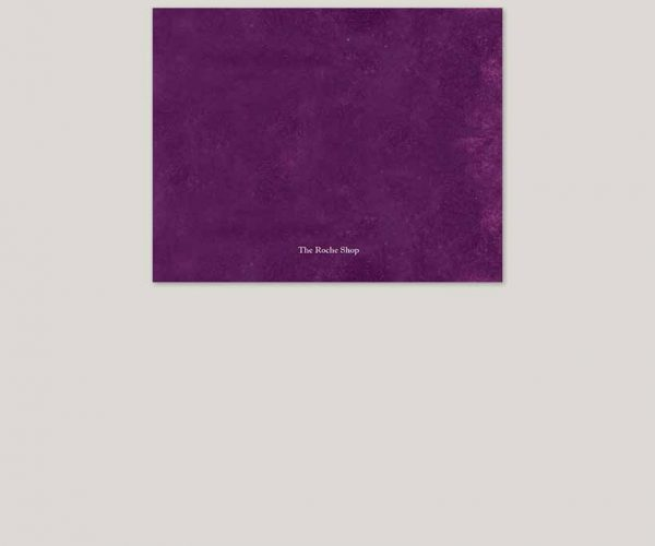 Purple passion vintage wedding invitations and rsvp cards