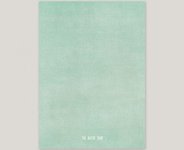 shabby chic mint green wedding cards