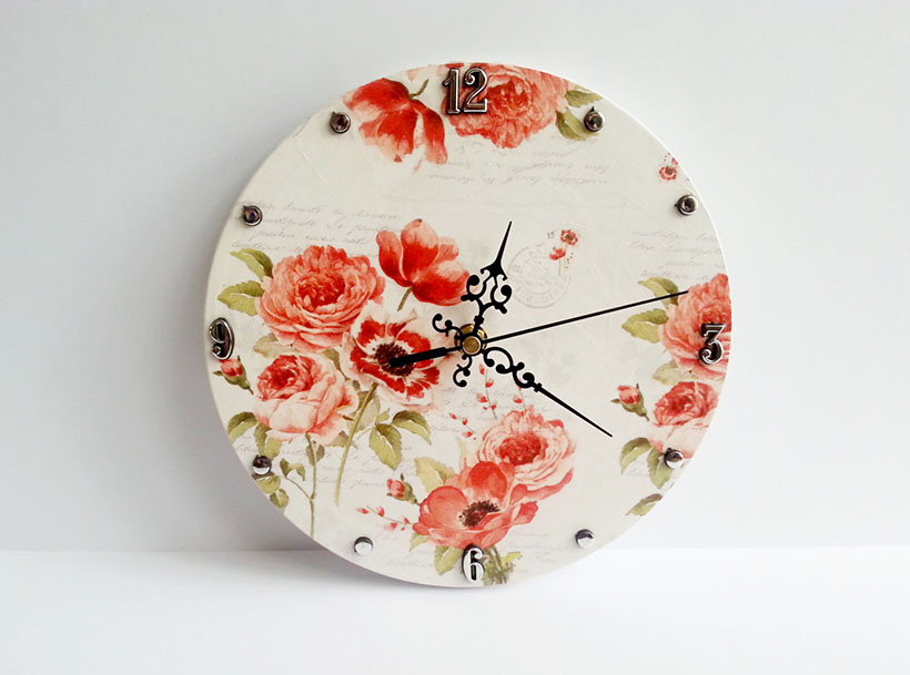 mother's day gift - clock