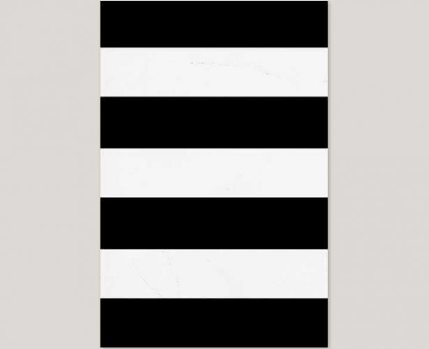 black and white stripes wedding invitations