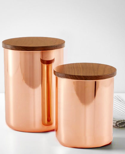 copper canisters