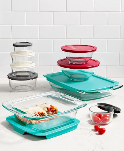 pyrex gift set
