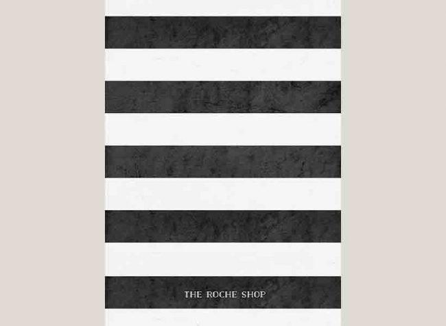 Black & white stripes cards