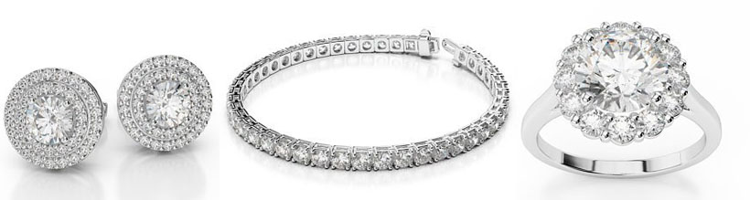 diamonds & jewelry