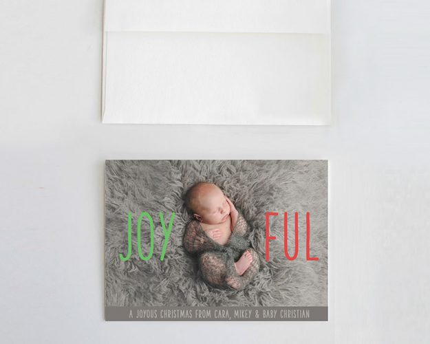 50 shades of grey Christmas cards