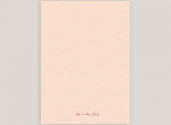 watercolor blush cards