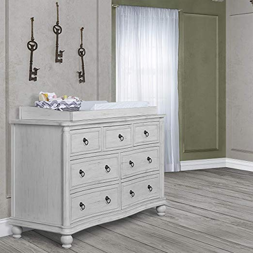 double dresser changing table