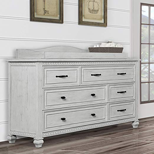 dresser-changing table