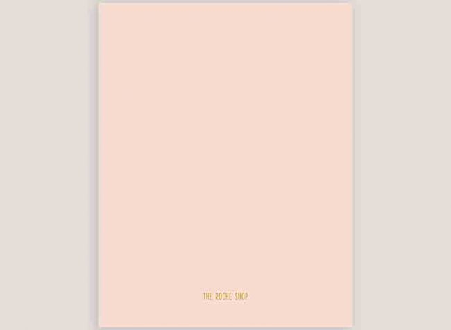 Blush & Gold Bridesmaid Cards