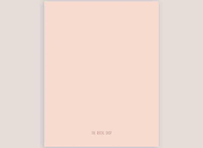 Blush & Rose Gold Bridesmaid Cards