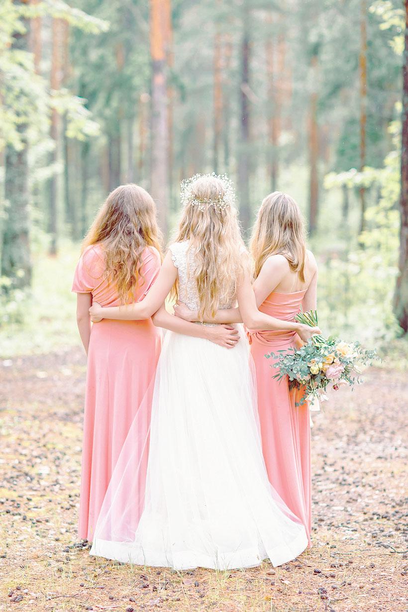 Living Coral Weddings
