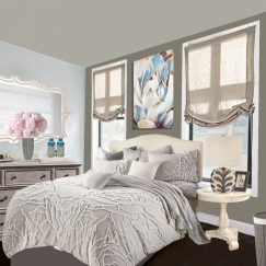 Havenly - NY bedroom - modern chic