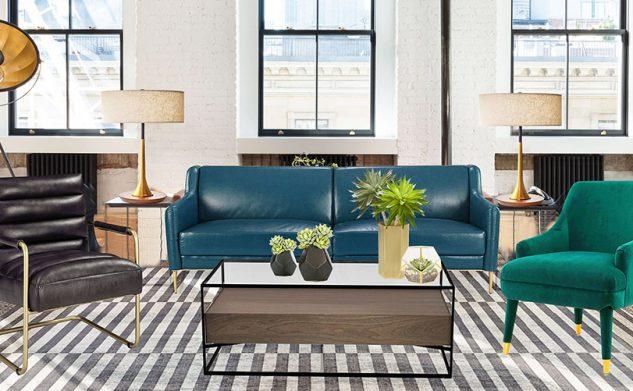 ELLE DECOR New York City Loft Redesign by Roche