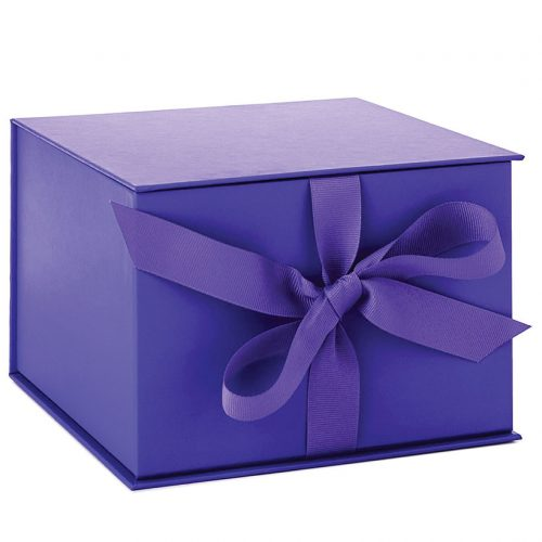 hallmark violet small box