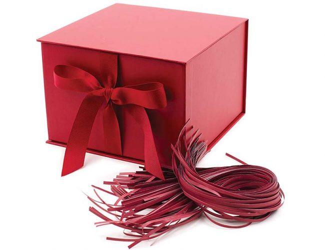 hallmark red box