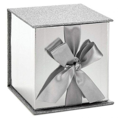 hallmark silver box