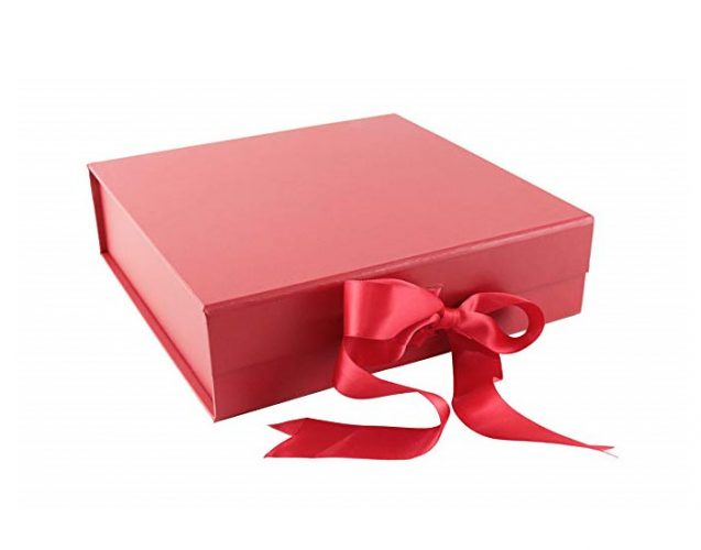 Large red Gift Box