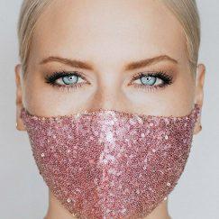stylish mask
